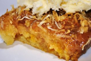 Receta de pastel de mandarina