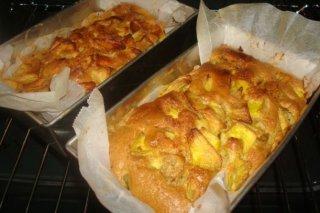 Receta de pastel de mango