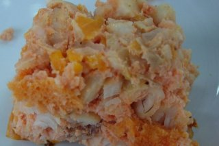 Receta de pastel de merluza