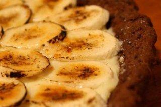 Receta de pastel de plátanos