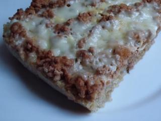 Receta de pastel de quinoa