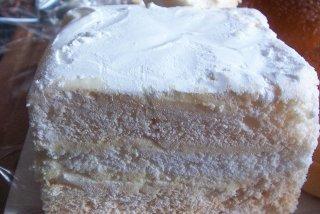 Receta de pastel ruso