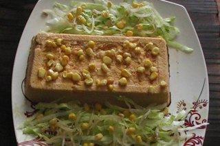 Receta de pastel salado de pescado