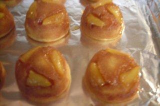 Receta de pastelillos de piña