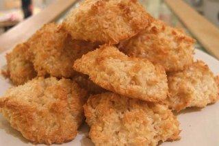 Receta de pastelitos de coco