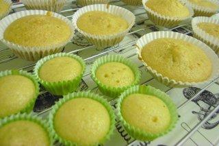 Receta de pastelitos de limón