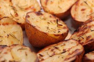 Receta de patatas a la parrilla
