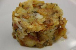 Receta de patatas a lo pobre al horno