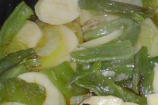 Receta de patatas a lo pobre en microondas