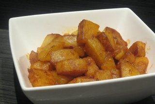 Receta de patatas bravas al estilo de balaguer