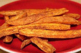 Receta de patatas cinco especias