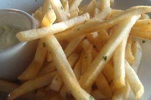 Receta de patatas fritas al ajillo