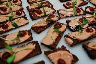Receta de paté de salmón