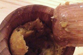 Receta de pavo asado relleno de mofongo