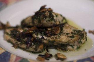 Receta de pavo cocinado sin horno