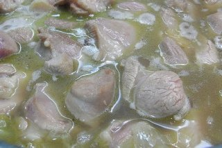 Receta de pechuga de pavo en salsa