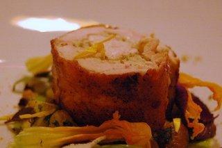 Receta de pechuga de pollo rellena de queso