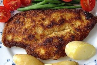 Pechugas de pollo fritas receta for Como cocinar filetes de pollo