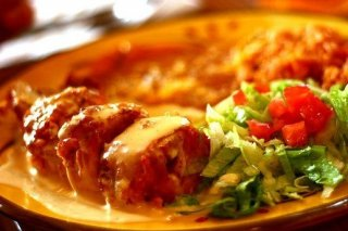 Receta de pechugas de pollo rellenas al horno