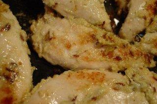 Receta de pechugas de pollo encebolladas a la cazuela