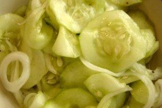 Receta de pepino en vinagre