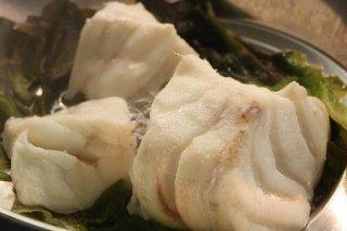 Receta de pescado al vapor del limón