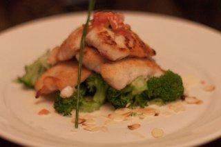 Receta de pescado con brócoli