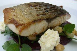 Receta de pescado crujiente