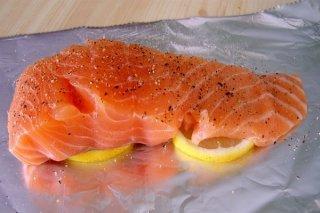 Receta de pescado empapelado al vapor