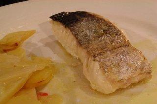 Receta de pescado empapelado con lima