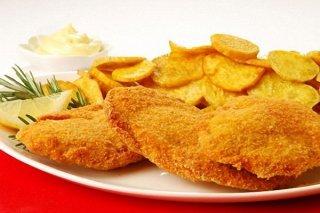 Receta de pescado frito aliñado