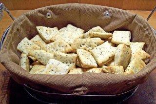 Receta de picos de pan