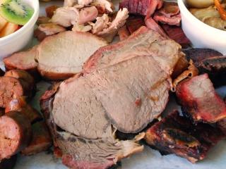 Receta de pierna de cerdo a la barbacoa