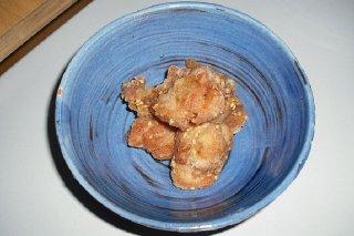 Receta de pipocas de pollo