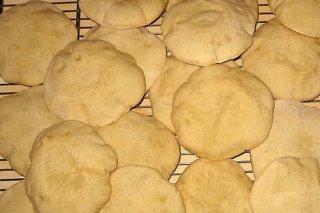 Receta de pan de pita casero
