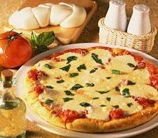Receta de pizza clásica argentina