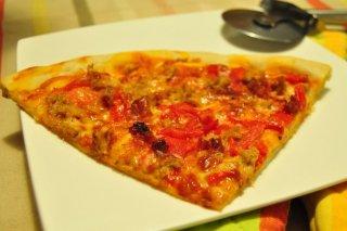 Receta de pizza con masa casera