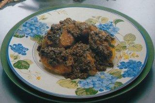Receta de pollo asado con mostaza