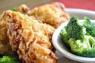 Receta de pollo broaster peruano