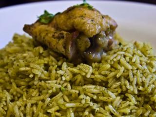 Receta de pollo a la chiclayana