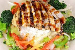 Receta de pollo con arroz cantonés