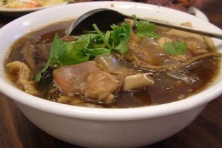 Receta de pollo con champiñones chino