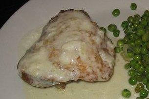 Receta de pollo en salsa blanca