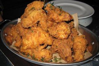 Receta de pollo frito vienés