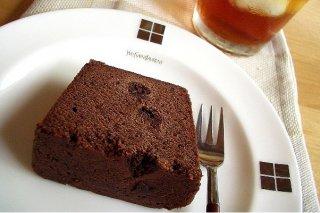Receta de ponque de chocolate