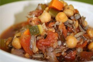 Receta de potaje de verduras