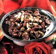 Receta de pulpo con salsa negra al tío juan