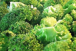 Receta de puré de brócoli