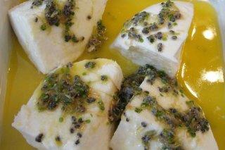 Receta de queso al romero