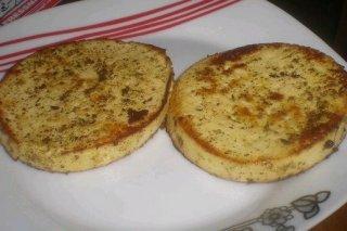 Receta de queso a la plancha